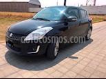 Foto venta Auto usado Suzuki Swift GLX (2015) color Negro precio $155,000