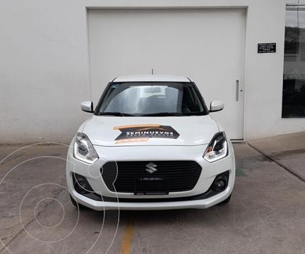 Suzuki Swift GLX usado (2020) color Blanco precio $248,500