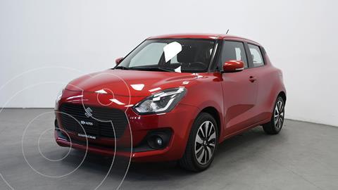 Suzuki Swift GLX usado (2018) color Rojo precio $225,600