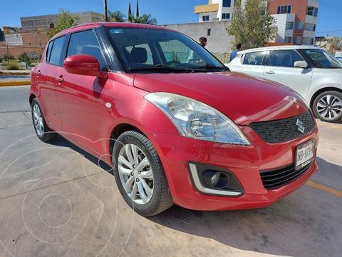 Suzuki Swift GLS usado (2014) color Rojo precio $135,000