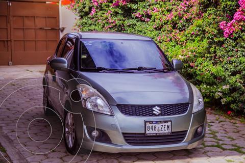 Suzuki Swift GLS  usado (2013) color Gris precio $110,000