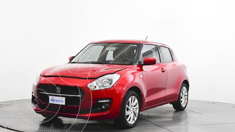 Suzuki Swift GLS usado (2021) color Rojo precio $260,800