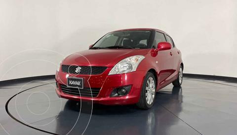 Suzuki Swift GLS Aut  usado (2013) color Rojo precio $144,999
