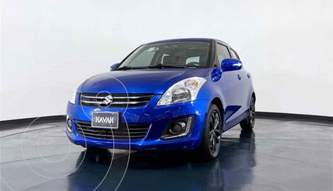 Suzuki Swift GA usado (2016) color Azul precio $194,999