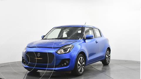 Suzuki Swift GLX usado (2019) color Azul precio $282,000