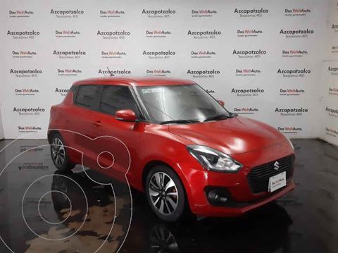 Suzuki Swift GLX Aut usado (2020) color Rojo precio $284,990