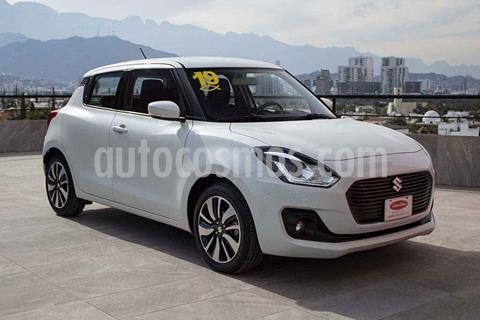 Suzuki Swift Booster Jet Aut usado (2019) color Blanco precio $254,700