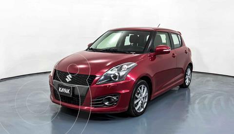 Suzuki Swift Sport usado (2016) color Rojo precio $187,999