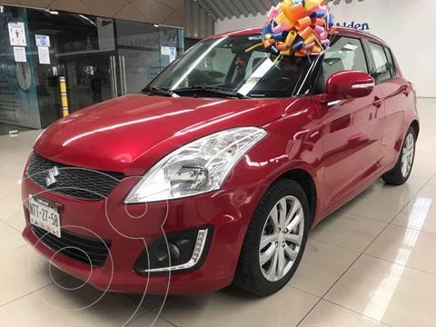 Suzuki Swift GLX usado (2015) color Rojo precio $152,000