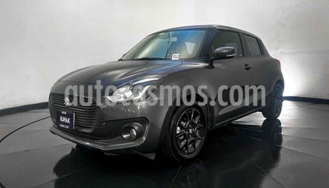 Suzuki Swift GLX usado (2018) color Gris precio $237,999