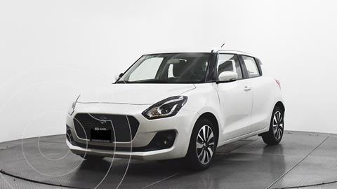 Suzuki Swift GLX usado (2019) color Blanco precio $286,330