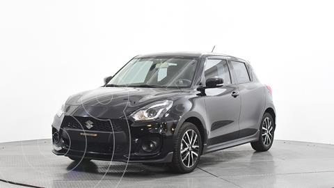Suzuki Swift 1.4L usado (2020) color Negro precio $328,600