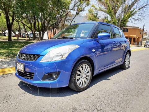 Suzuki Swift GLS Aut usado (2012) color Azul precio $125,000