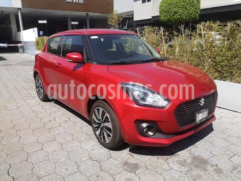 Suzuki Swift GLX TM usado (2019) color Rojo precio $239,900