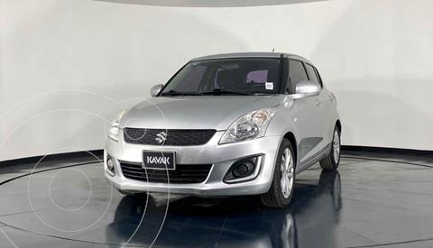 Suzuki Swift GLS usado (2014) color Plata precio $154,999