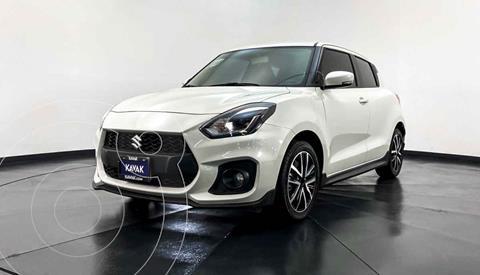 Suzuki Swift GLS Aut usado (2019) color Blanco precio $317,999