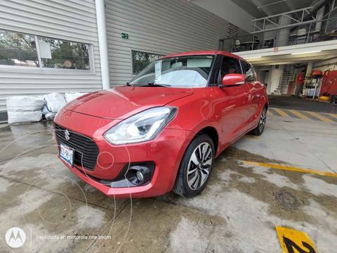 Suzuki Swift GLX usado (2018) color Rojo precio $205,000