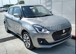 Suzuki Swift GLX Aut usado (2018) color Plata precio $202,000