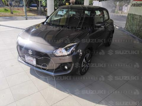 Suzuki Swift GLX Aut usado (2020) color Gris Acero precio $287,990