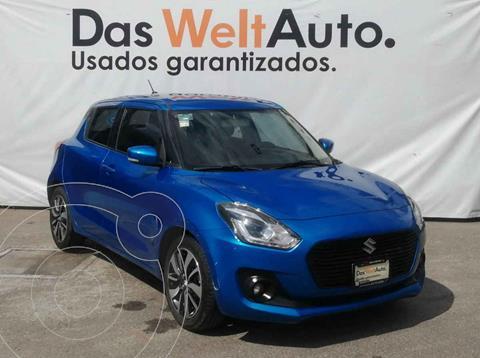 Suzuki Swift GLX usado (2019) color Azul precio $234,900