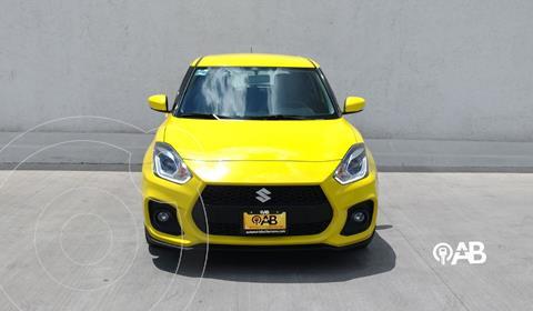 Suzuki Swift 1.4L usado (2020) color Amarillo precio $310,000