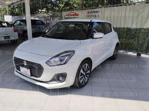 Suzuki Swift Booster Jet Aut usado (2019) color Blanco precio $275,000