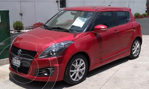 Suzuki Swift 1.5L usado (2016) color Rojo precio $189,000