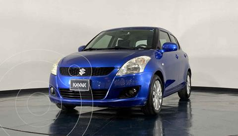 Suzuki Swift GL usado (2012) color Azul precio $124,999