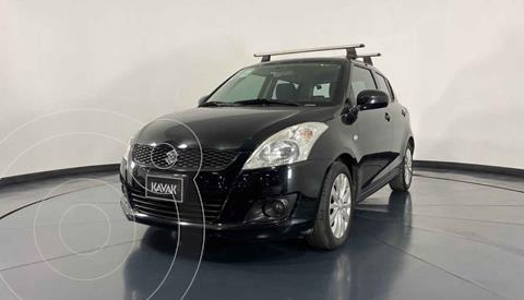 Suzuki Swift GLS  usado (2013) color Negro precio $129,999