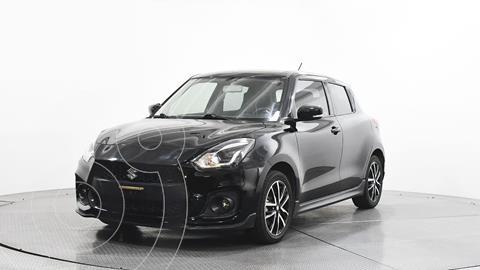 Suzuki Swift 1.4L usado (2019) color Negro precio $275,000