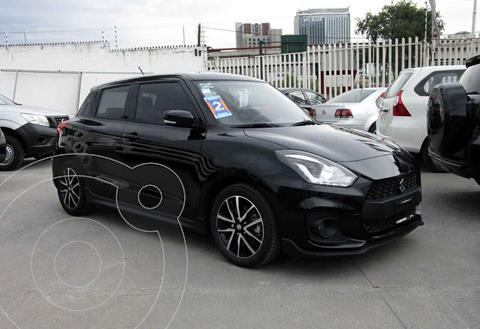 Suzuki Swift Sport Aut usado (2020) color Negro precio $333,990