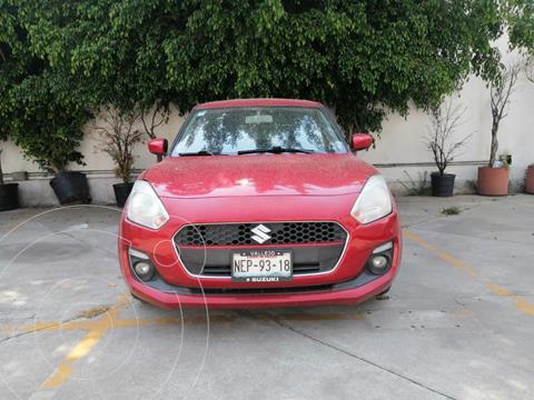 Suzuki Swift GLS usado (2018) color Rojo precio $174,800