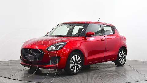 Suzuki Swift GLX usado (2018) color Rojo precio $228,000