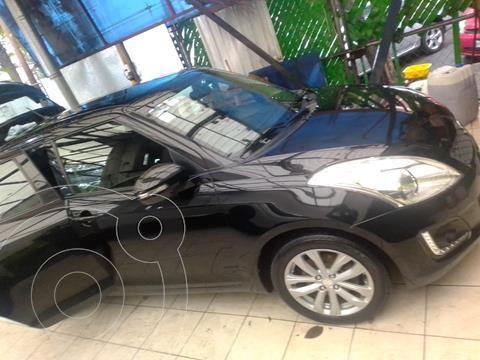 Suzuki Swift GLX usado (2014) color Negro precio $120,000
