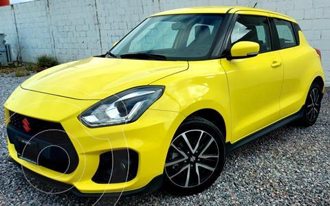 Suzuki Swift 1.4L usado (2021) color Amarillo precio $325,000