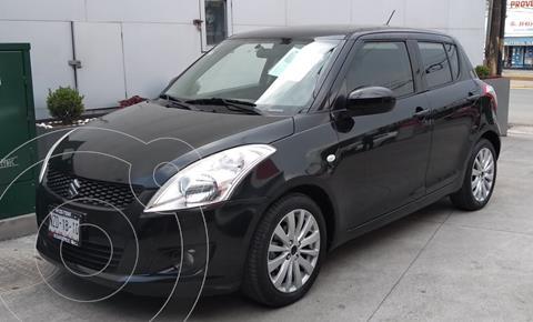 Suzuki Swift GLS Aut  usado (2013) color Negro precio $145,000