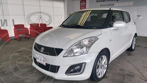 Suzuki Swift GLS Aut usado (2016) color Blanco precio $155,000
