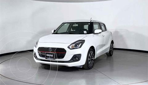 Suzuki Swift GLX usado (2018) color Blanco precio $238,999