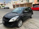 Suzuki Swift GLX Aut usado (2013) color Negro precio $145,000
