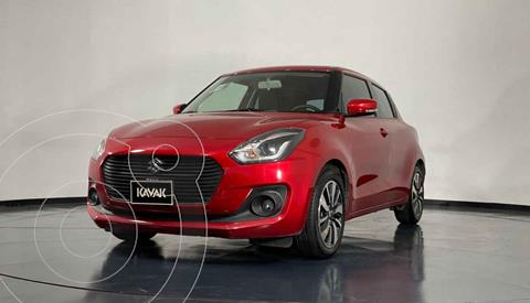 Suzuki Swift GLX usado (2019) color Rojo precio $272,999