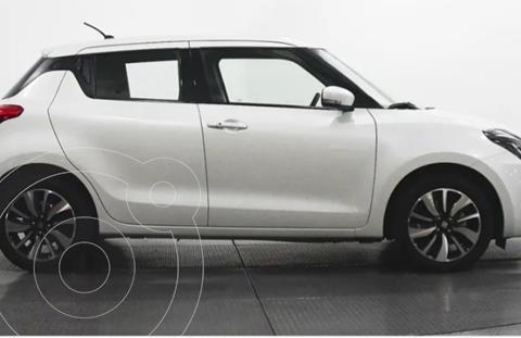 Suzuki Swift GLX Aut usado (2019) color Blanco precio $260,000
