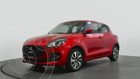 foto Suzuki Swift GLX usado (2019) color Rojo precio $252,847