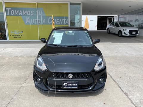foto Suzuki Swift 1.4L usado (2021) color Negro precio $345,000