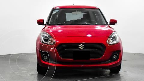 Suzuki Swift GLX usado (2019) color Rojo precio $263,000