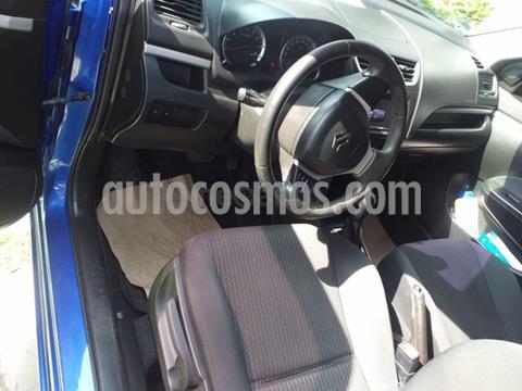 Suzuki Swift 1.4 GL Aut  usado (2015) color Azul precio u$s8,500
