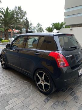 Suzuki Swift 1.6L usado (2011) color Negro precio u$s6,800