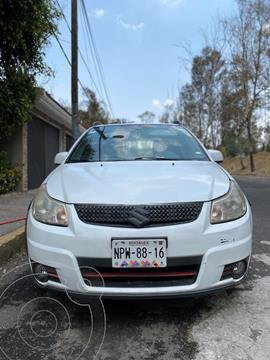 Suzuki SX4 X-Over 2.0L Aut. usado (2011) color Blanco precio $65,000