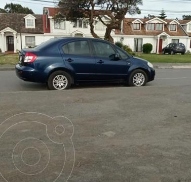 Suzuki SX4 GLX Sport usado (2009) color Azul precio $5.300.000