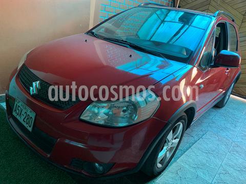 Suzuki SX4 Hatchback 1.6 Urbano Mec 5P usado (2010) color Rojo precio u$s7,790