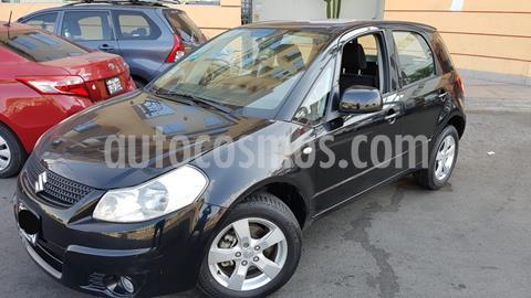 Suzuki SX4 Hatchback 1.6 Urbano Mec 5P usado (2011) color Negro precio u$s7,500
